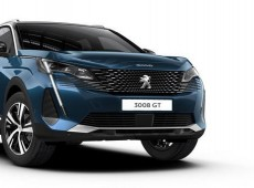 Photo IMPORT PEUGEOT NOUVEAU 3008 GT