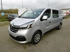 RENAULT TRAFIC DCAB Phase 2 2.0 DCI L2H1 3.0T EDC